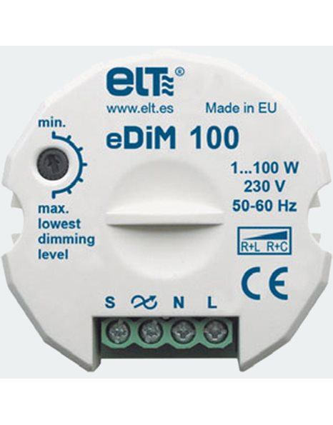 Dimmer All Loads/LED 100W